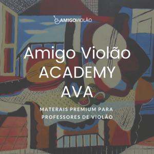 ACADEMY AMIGO VIOLÃO MENSAL
